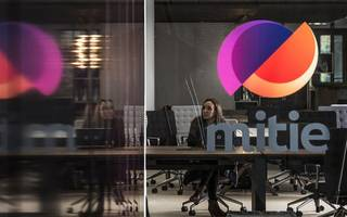 mitie just hired its second finance chief in a year