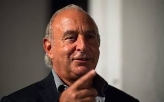 pension power: sir philip green didn't swear at me, says lifeboat head