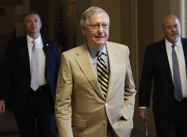 McConnell Calls on Moore To Step Down In Special Alabama Senate Race