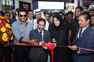dubai property show opens to overwhelming response in mumbai