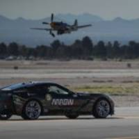 arrow electronics sam car achieves new speed record in veterans day demonstration at nellis air force base