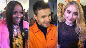 mtv emas: what we learned on the red carpet