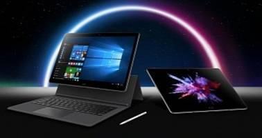 Chinese PC Maker Chuwi Announces New Microsoft Surface and Apple MacBook Rival