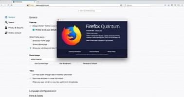 Firefox 57 Quantum Web Browser Now Available to Download, Here's What's New