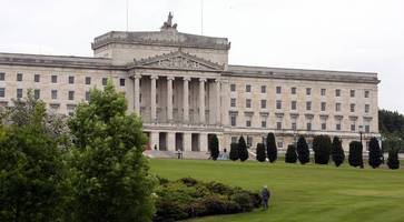 ni budget bill clears final parliamentary hurdle