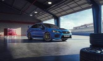 Subaru WRX STI Future Uncertain In Europe, Could Be Temporarily Discontinued
