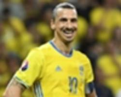 could ibrahimovic return for the 2018 world cup after sweden beat italy?