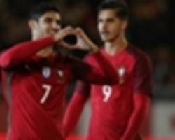 portugal v usa betting: hosts to record routine win over young american side