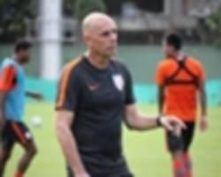 AFC Asian Cup 2019 Qualifiers: Stephen Constantine - We were a bit sloppy at the start and we paid for that