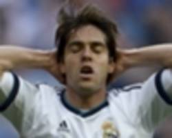 'at real madrid everything gets taken to extremes' - kaka