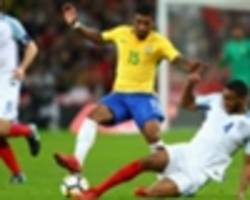facing brazil a 'great experience', admits grounded gomez
