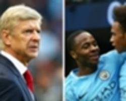 Wenger: Man City are good but not unstoppable!
