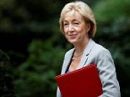 leadsom faces fresh pressure over westminster sleaze row
