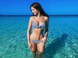 women feel worse about bodies when shown bikini model pics