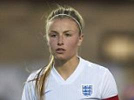 England hand call-ups to Keira Walsh and Leah Williamson