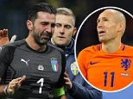 italy join holland, usa and chile in world cup wilderness