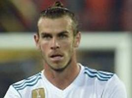 manchester utd boost: real madrid to sell gareth bale