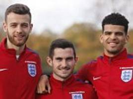 Solanke, Cook and Gunn to feature for England vs Brazil