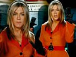 jennifer aniston makes rare appearance in silly parody