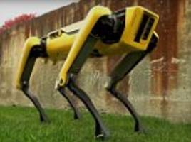 Boston Dynamics reveals new version of its robot DOG