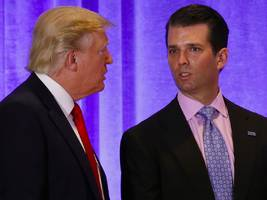 Donald Trump Jr. released his conversation with Wikileaks — but it might not prove his innocence