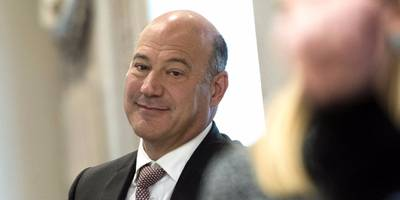 Gary Cohn had an awkward moment when CEOs appeared to shoot down one of the biggest arguments for the GOP tax plan