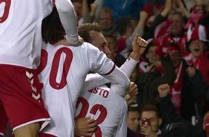 Denmark knocks out Ireland to become the final European team to qualify for the World Cup