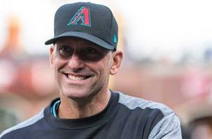 D-backs Torey Lovullo wins NL Manager of the Year Award