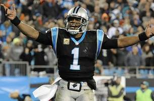 nick on cam newton: 'when it clicks for cam, man oh man.. this is a super bowl-caliber team'