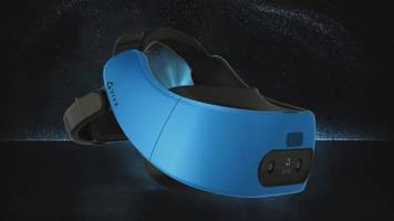 htc shows off all-in-one vr headset called focus