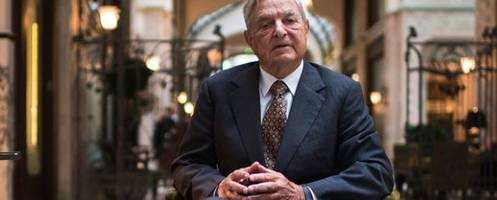 george soros to congress: please don't cut my taxes