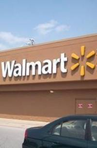 Walmart Worker Walloped By Would-Be Thief
