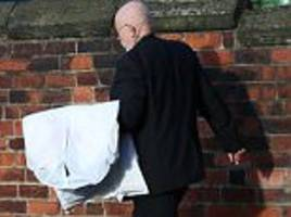 Clothes arrive at prison for Charles Bronson wedding