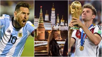 Who could England get? Who are favourites? World Cup 2018 at a glance