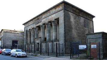 fears as leeds temple works put up for auction