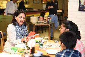 Holiday Inn® New Delhi International Airport Celebrates Children's Day with Chatterbox Conversation Cards