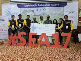 Jagriti Sewa Sansthan and Coca-Cola India Announce the Winners of the Sustainable Enterprise Awards 2017