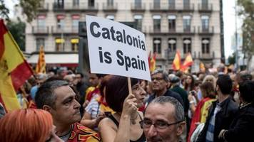 Spain Thinks Russia Interfered In Catalonia's Referendum