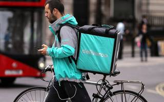 Deliveroo wins case confirming delivery riders are not workers