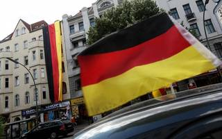 germany leads growth in the eurozone economy higher