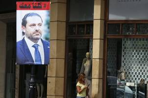 France Says Lebanese Prime Minister Should Be Able To Return Home Freely