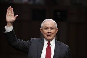 Jeff Sessions Claims He Didn't Lie About Trump Campaign and Russia Contact
