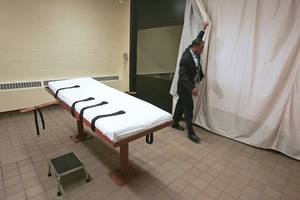Ohio Inmate To Get Special Pillow To Help Him Breathe During Execution
