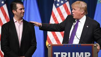Donald Trump Jr releases Twitter exchanges with Wikileaks