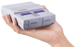 Walmart will have the SNES Classic Edition in stock starting tomorrow