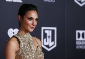 Gal Gadot named GQ's 'Wonder Woman of the Year'