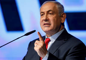 WATCH: Netanyahu vows Israel will act alone against Iran if given no choice