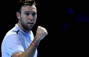 ATP Finals: Jack Sock beats Marin Cilic to boost his hopes of reaching semi-finals