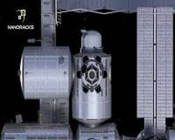 nanoracks launches full external cygnus deployer on oa-8 to iss