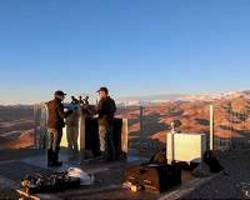 View the 2019 solar eclipse from La Silla Observatory